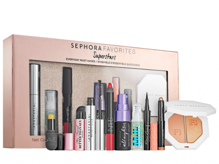 sephora's favorites superstar holiday set 2019