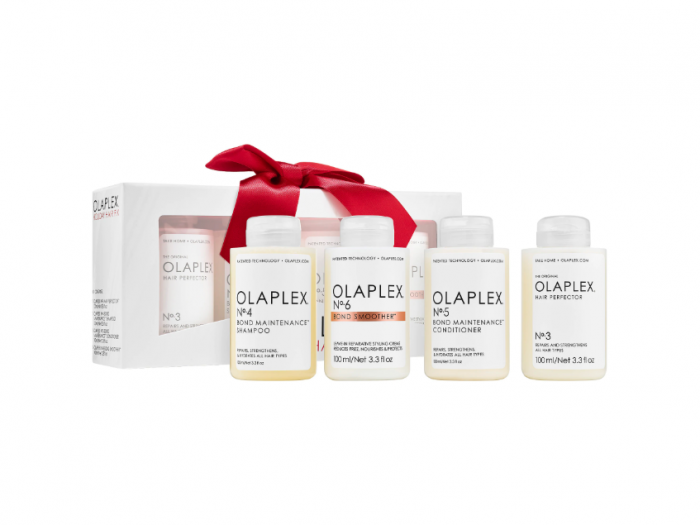 olaplex holiday hair fix set, sephora holiday sets
