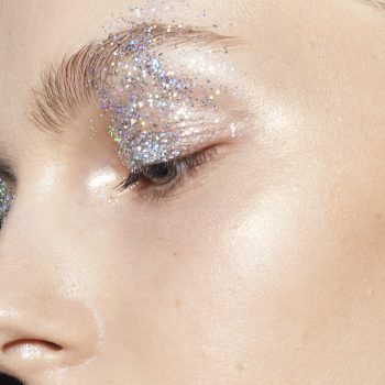 I now declare glitter makeup cancelled (but not for the reason you think)