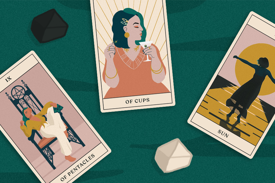 Your October tarot card reading, according to your zodiac sign