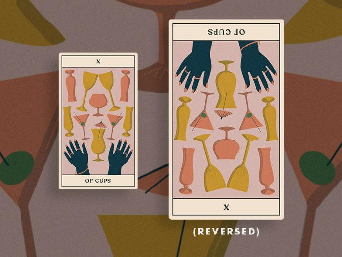 tarotscopes ten of cups tarot card HelloGiggles reading