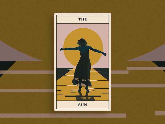 tarotscopes the sun tarot card for HelloGiggles reading