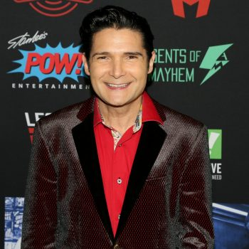 Corey Feldman from <em>The Goonies</em> is campaigning for a sequel — and, take our money now
