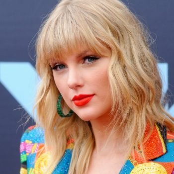 Swifties are mad that Justin Bieber made fun of Taylor Swift's banana video