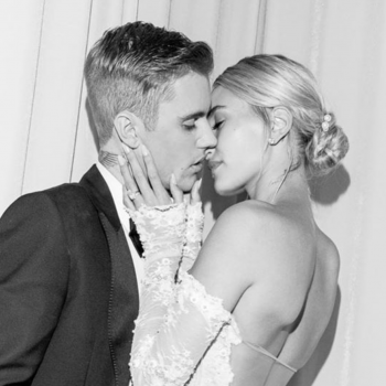 Hailey Bieber wore *two* other wedding dresses on her big day, and they're stunning