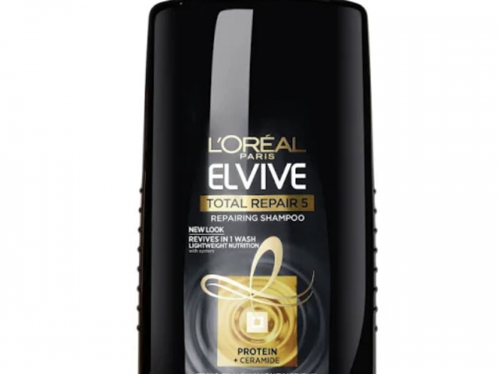 loreal paris elvive total repair shampoo