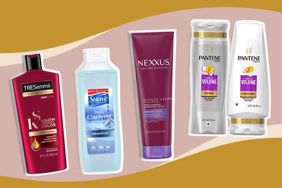 Our favorite drugstore shampoos for every hair need and desire