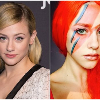 Let Lili Reinhart's incredible Halloween makeup looks inspire your last-minute costume