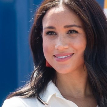 Meghan Markle shares a feminist AF speech to celebrate International Day of the Girl