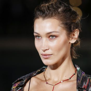 Bella Hadid's birthday party was a '90s throwback in the best way