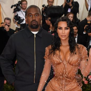 "Kim Kardashian completely shut down Kanye for saying her iconic Met Gala look was ""too sexy"""