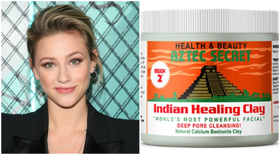 Lili Reinhart, Mindy Kaling, and more celebs love this $10 clay mask from Amazon