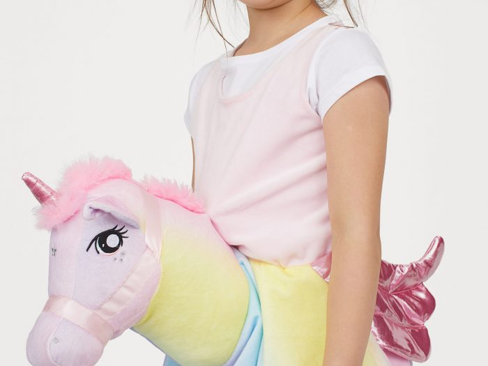 h&M unicorn halloween costume for kids