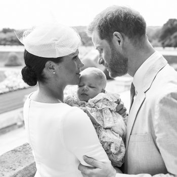 Prince Harry choked back tears talking about Meghan Markle and Baby Archie, and now we're crying too