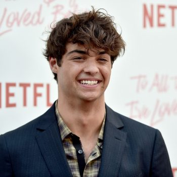 We're sorry to inform you that Noah Centineo just shaved off all his hair