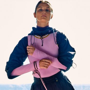 Lululemon's first designer collaboration is finally here—for a limited time only