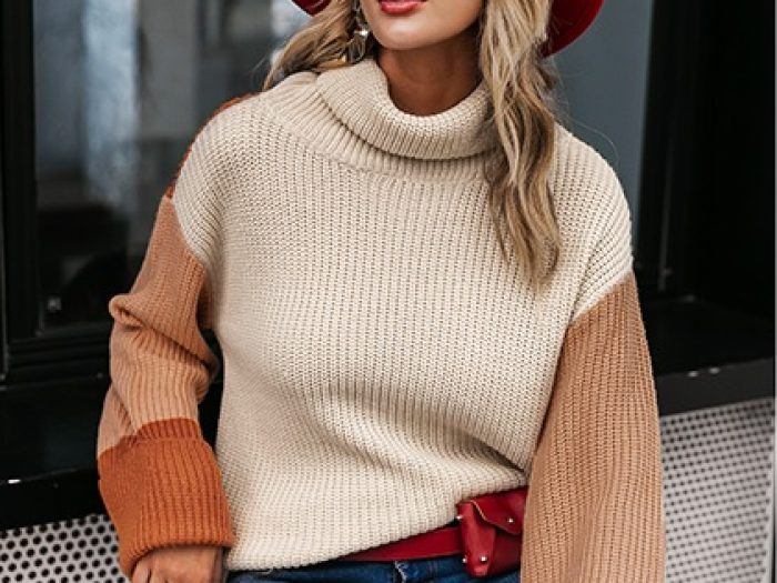 amazon fashion affordable pumpkin spice sweater