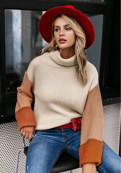 """Amazon's viral $30 """"pumpkin spice sweater"""" has us in our fall feelings"""