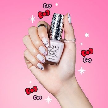 OPI just created an Advent calendar—plus other gift sets—with its Hello Kitty collection