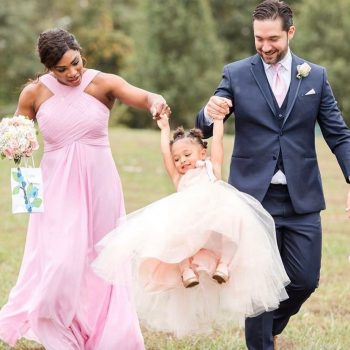 Serena Williams' bridesmaid dress was so affordable, we're bookmarking this brand