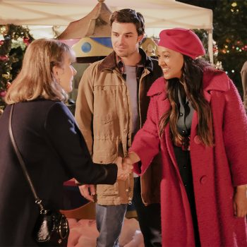 Sorry, Halloween, but Lifetime's holiday movie schedule kicks off this week