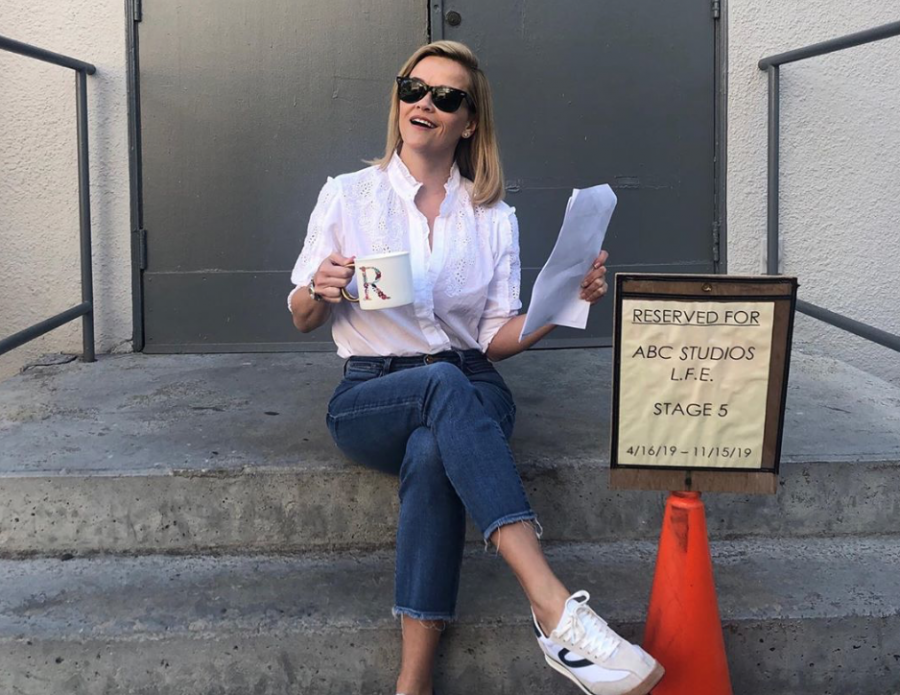 Reese Witherspoon's Sneaker Collection