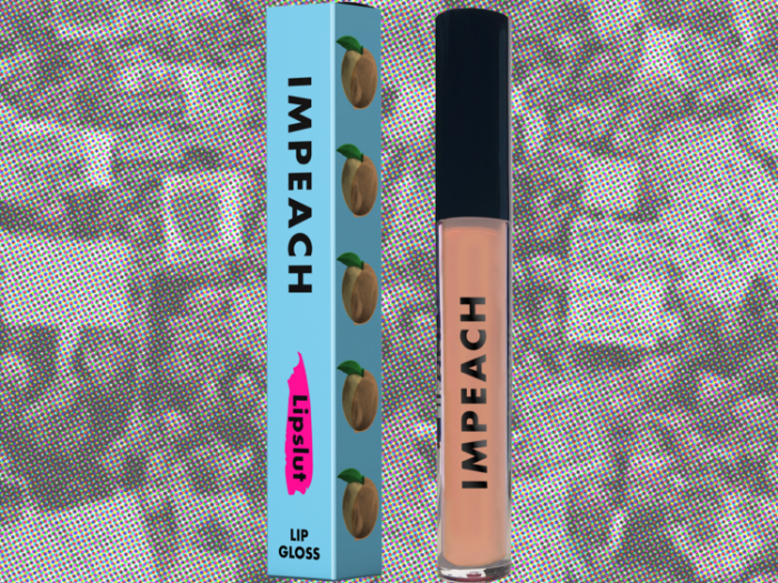 lipslut impeach lip gloss