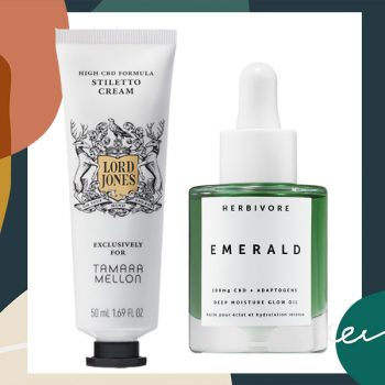 The beginner's guide to decoding CBD beauty products