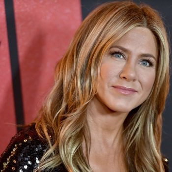 """Jennifer Aniston said the <em>Friends</em> cast is """"working on something"""" together—but don't call it a reboot"""