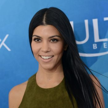 Kourtney Kardashian clapped back at a troll who criticized her son's hair