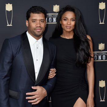 We bow down to Ciara and Russell Wilson's Beyoncé and Jay-Z costumes