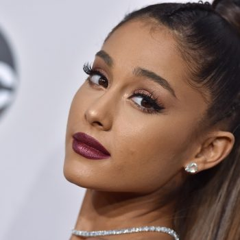 Ariana Grande will totally creep you out in her <em>Twilight Zone</em>-inspired costume