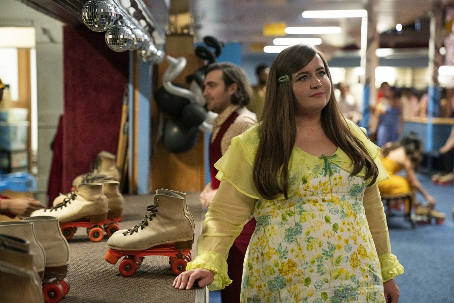 <em>Shrill </em>Season 2 has an official release date—and the outfits in the first photos are GOLD