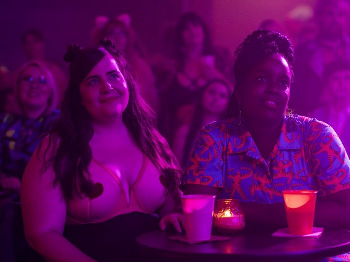 shrill season 2 photo with aidy bryant