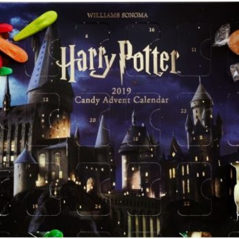 This <em>Harry Potter</em> advent calendar is full of sweets straight from the trolley witch