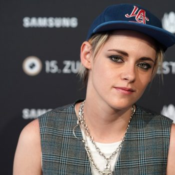 Kristen Stewart wants to propose to her girlfriend so we may never get our chance