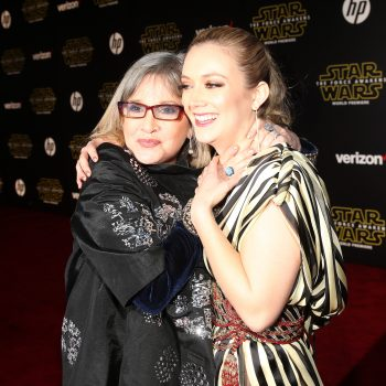 """Billie Lourde says she """"didn't really like"""" Princess Leia growing up for an understandable reason"""