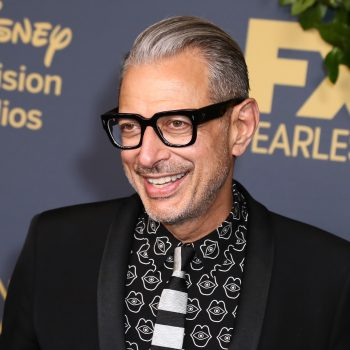 Did Jeff Goldblum really just defend Woody Allen? Unfortunately, yes