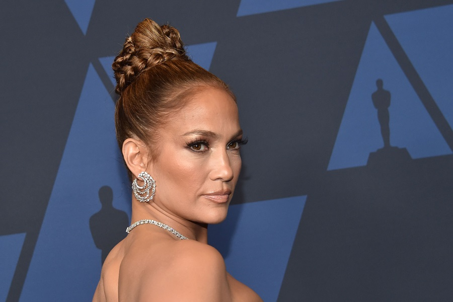 Jennifer Lopez said a male director asked her point-blank to see her breasts