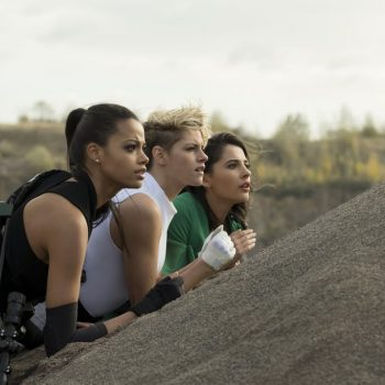 """Here's how Kristen Stewart and Elizabeth Banks brought """"Charlie's Angels"""" into 2019"""