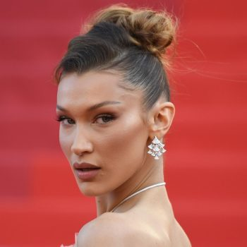 Bella Hadid went for the scissors again with her shortest bob yet