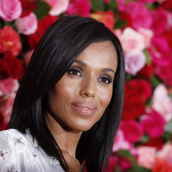 """Kerry Washington had the """"Rachel"""" haircut too, and she blessed us with a throwback photo"""