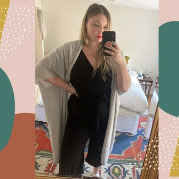 I tested Ryllace's plus-size clothing, and here's what I thought