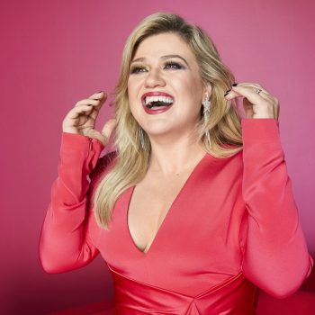 """Kelly Clarkson joked that she """"ruined Christmas"""" with her """"Baby, It's Cold Outside"""" reboot"""