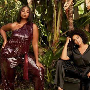 Kendall + Kylie just expanded into plus sizes by partnering with Ashley Stewart for a curvy collection