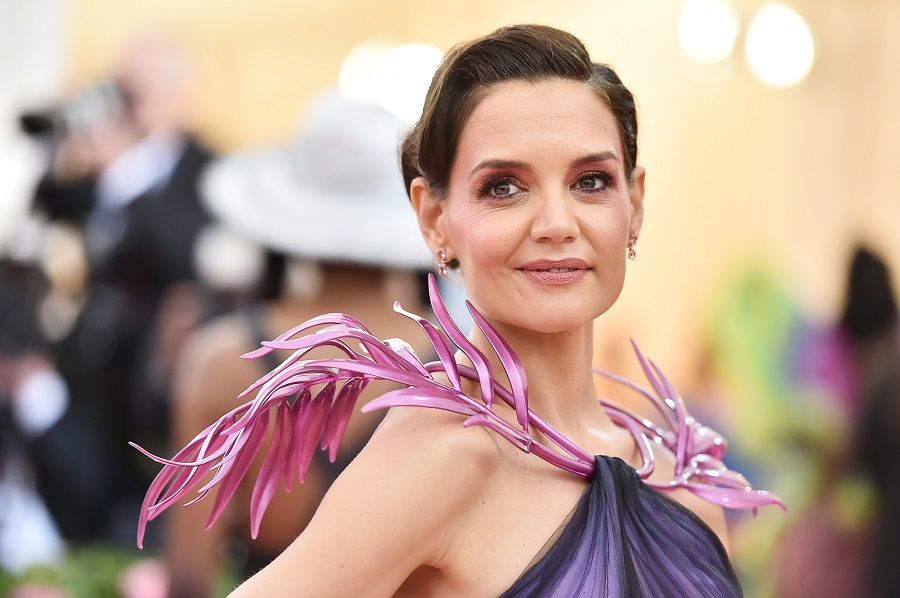 Katie Holmes Showed Off Her Stretch Marks in a Hot New ...