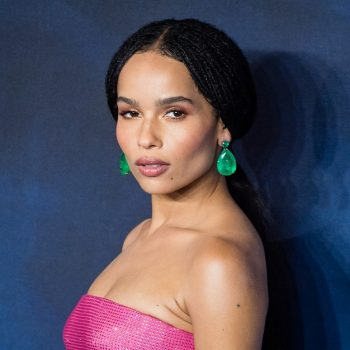 Zoë Kravitz's new pixie cut has Catwoman lovers fangirling out