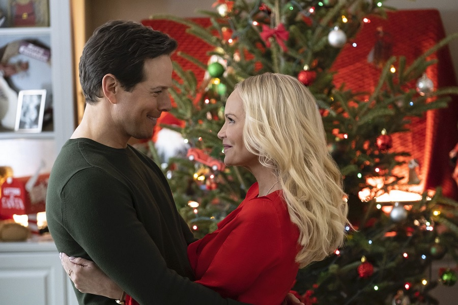Hallmark Channel unveils Christmas movie marathon to get us through self-quarantine