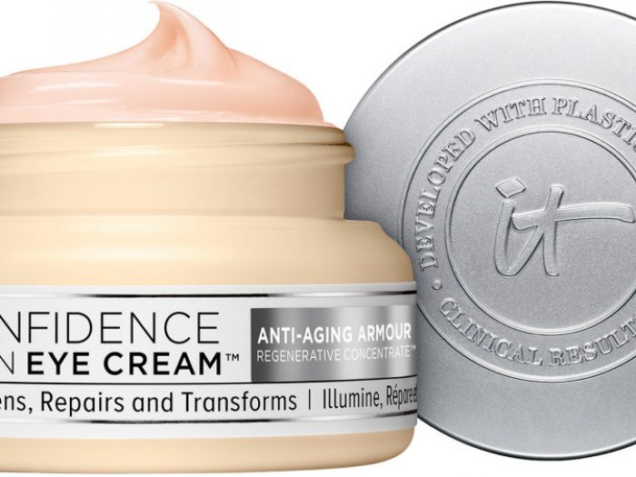 it cosmetica confidence in an eye cream