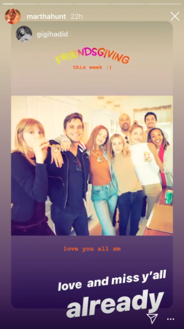 Taylor Swift shows that its nice to have a friend in her Friendsgiving party pics
